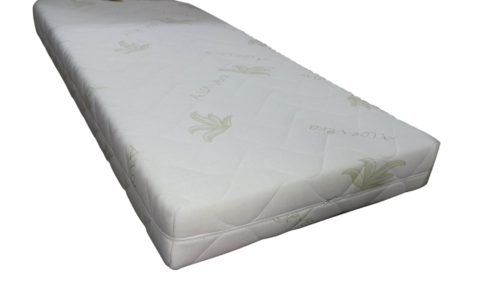 Aloe vera foam mattress
